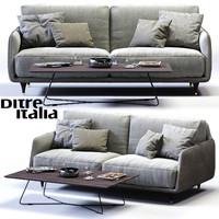 3D model ditre italia elliot 2-er