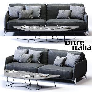 ditre italia elliot 3-er model