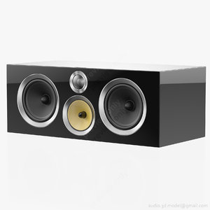 3D central bowers wilkins cm