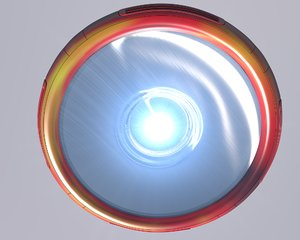 ceiling light 3D