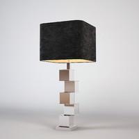 3D eichholtz table lamp sirena model