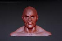 3D man matcap model