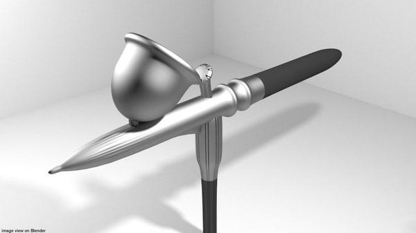 3D 1 modeled