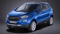 Ford Ecosport USA 2018