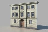 3D european tenement 02