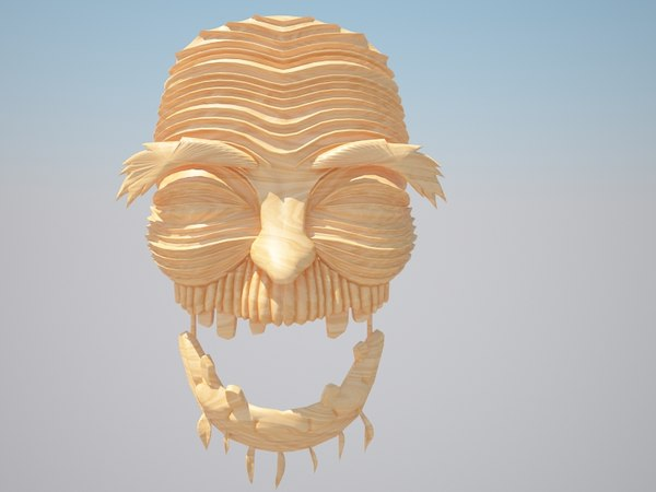 3D spirited away decorate