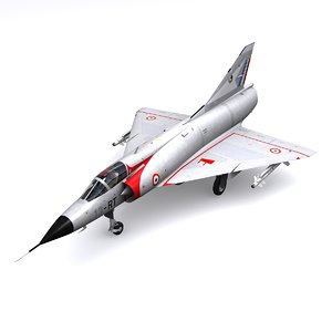 dassault mirage fighter 2 3D
