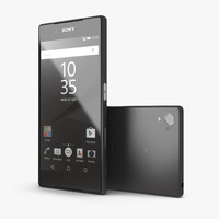 sony xperia z5 black model