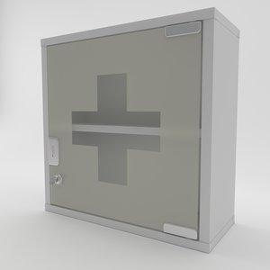 3D medical box