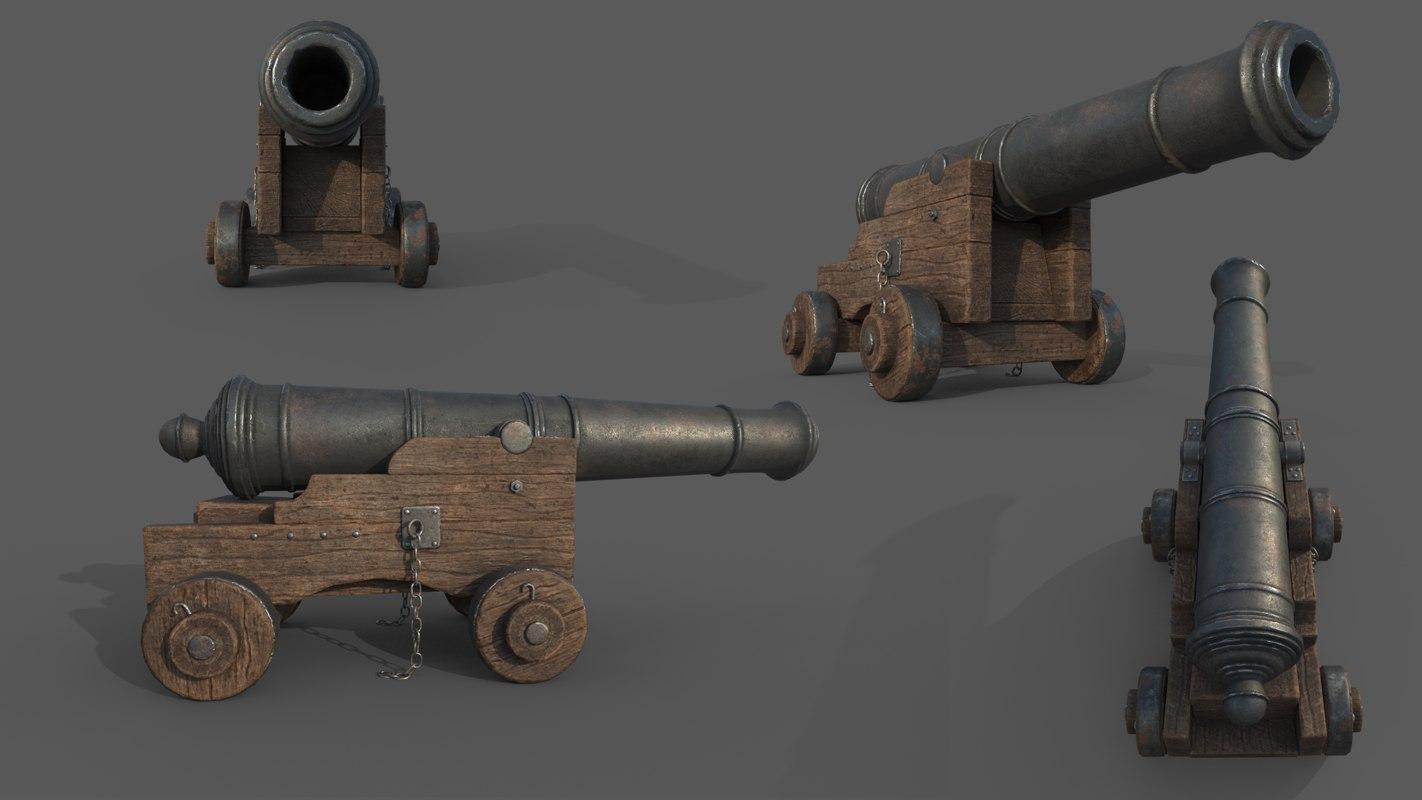 cannon 3D