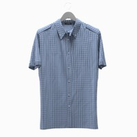3D model realistic male shirt 2