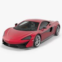 mclaren 570s coupe 3D