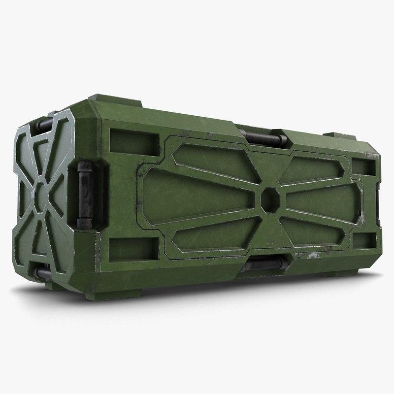 contains 4 3D model