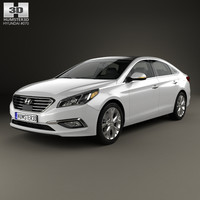 Hyundai Sonata (LF) with HQ interior 2014