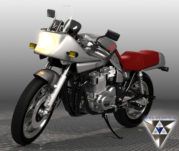 3D suzuki katana
