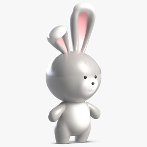 toy bunny 3 model