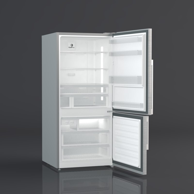 3D coolplus refrigerator