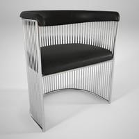 Warren Platner Vinyl Chair