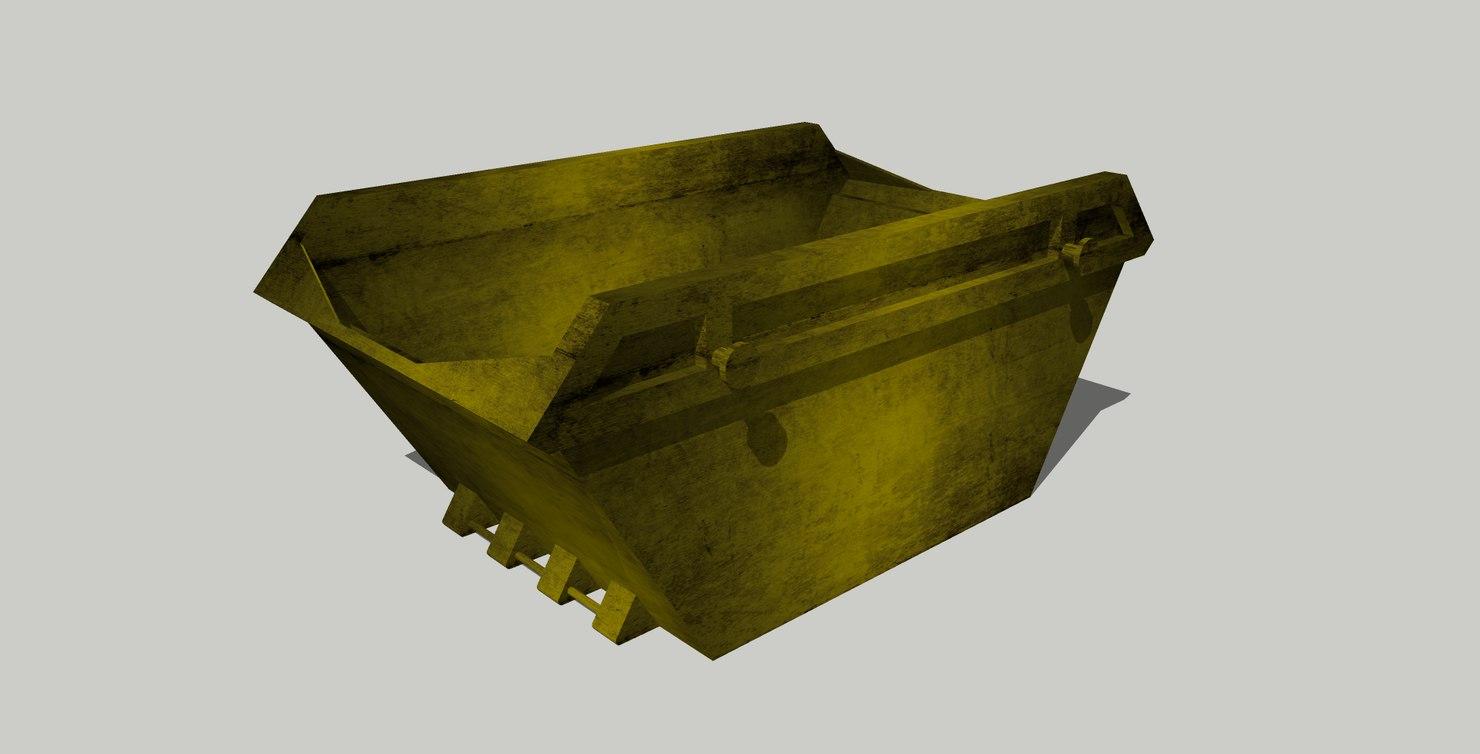 transporte residuos model