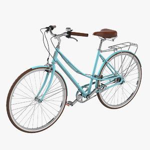 electra loft 7i bike 3D model