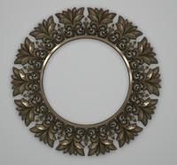 Mirror Frame #002