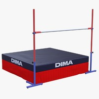 jumping jumper equipment model