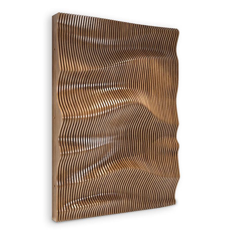 3D model parametric wall 02