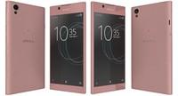 sony xperia l1 pink 3D model
