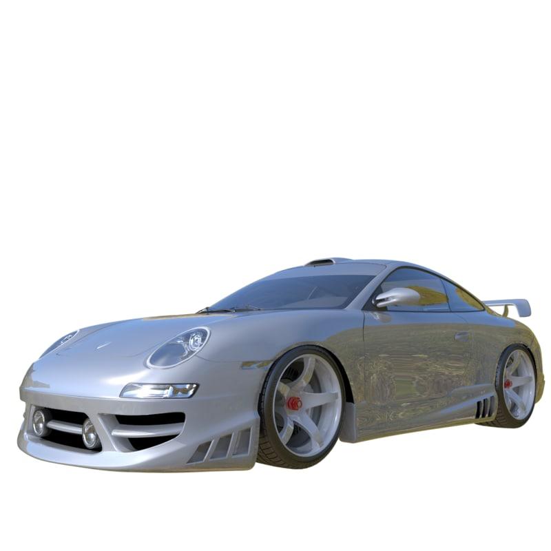 car sport model
