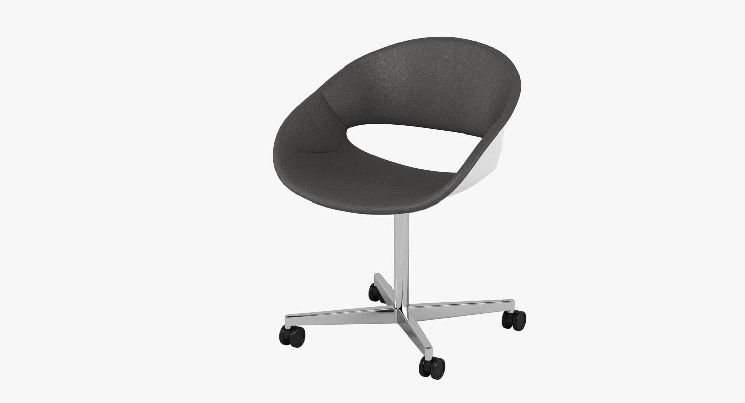 kusch volpino chair model
