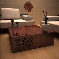 furniture scene