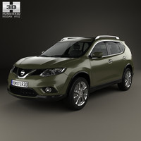 nissan x-trail 2015 model