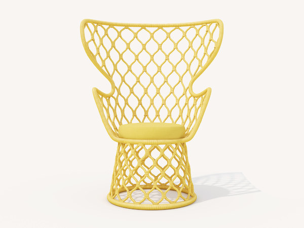3D tidelli painho lounge chair
