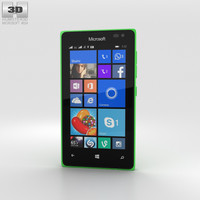 microsoft lumia 435 3D model