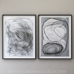 3D infinity drawing