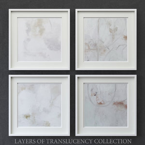 3D layers translucency