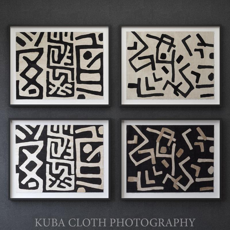 kuba cloth photography 3D model