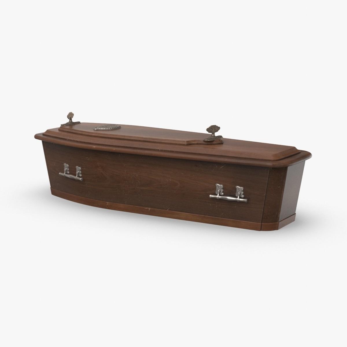 coffin-03 3D