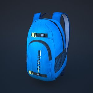 backpack model
