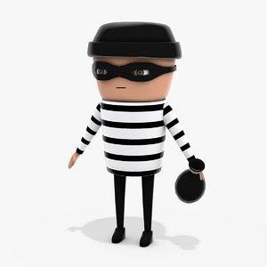 thief 3D