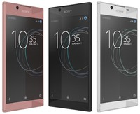 sony xperia l1 colors 3D