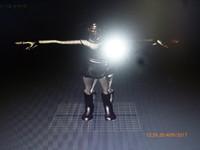 3D dark games