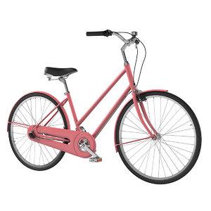 3D lady bike model