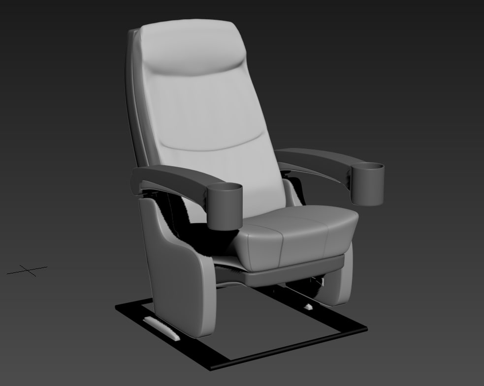 seat model
