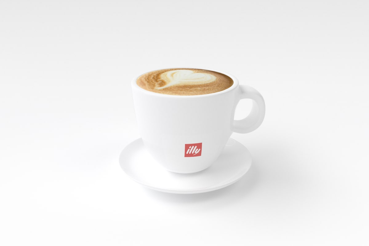 3D generic coffee illy