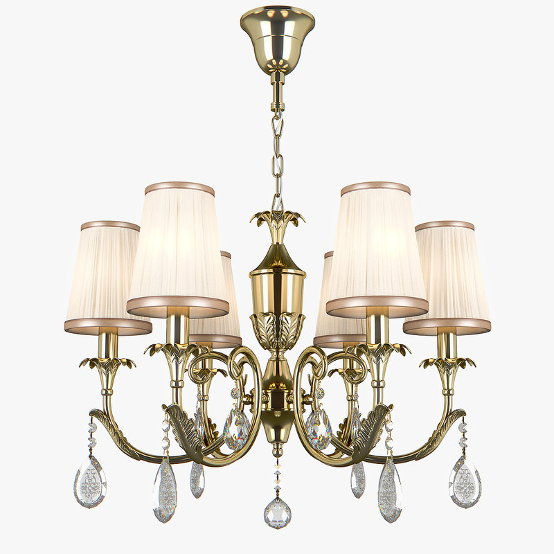 3D model chandelier 691062 cappa osgona