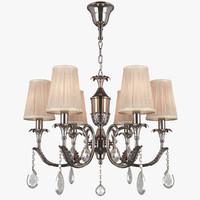 3D chandelier 691064 cappa osgona model