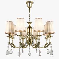 chandelier 691082 cappa osgona 3D model