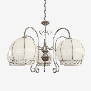 chandelier arte lamp model