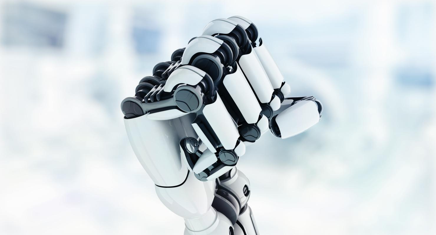3D robot hand